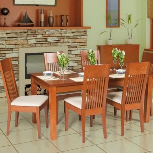 K4  6+1 (Berta asztal + 6 db szék)