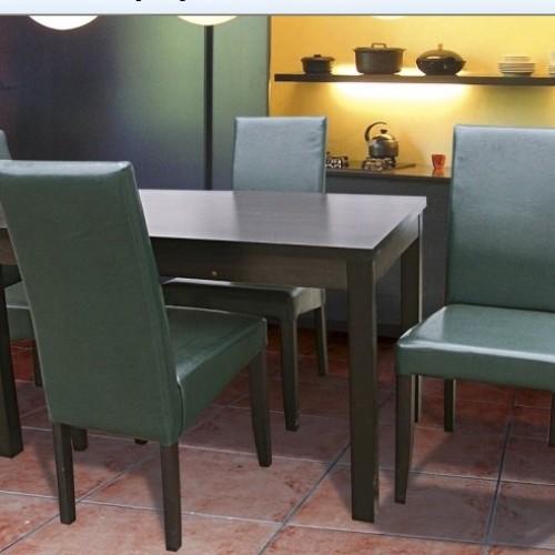 Berta étkező (4 szék + Berta asztal)