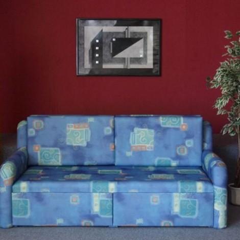 Dupla fotelágy karfával