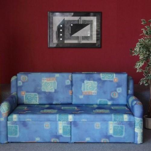 Duppla karfás fotelágy
