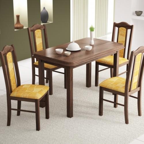 London étkező (4 szék + Pianó asztal)