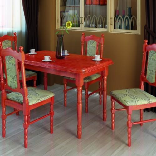 Wénusz étkező (4 szék + Wénusz asztal)