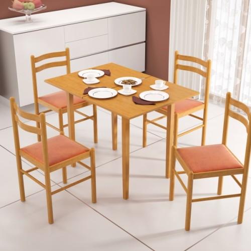 Fióna étkező (4 szék + Fióna asztal)