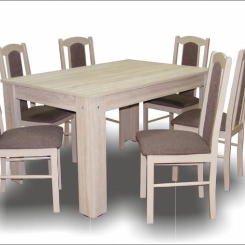 Shophia étkező ( 6 szék + Félix asztal )