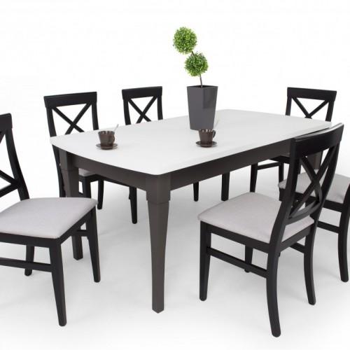 Ciprus étkező Adria székkel