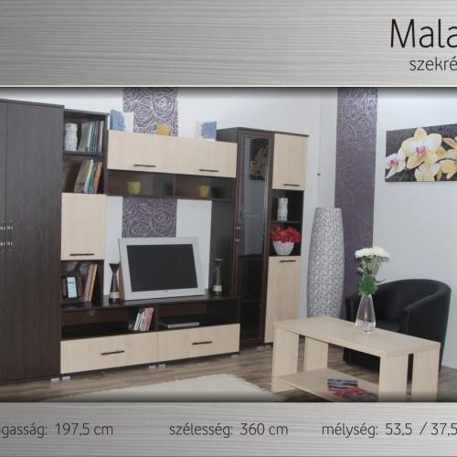 Malaga szekrénysor