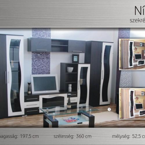Nilus szekrénysor