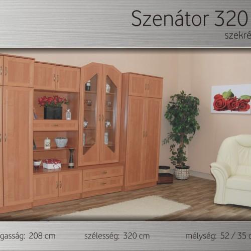 SZENÁTOR 320 SZEKRÉNYSOR