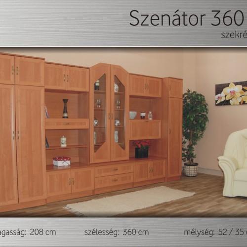SZENÁTOR 360 SZEKRÉNYSOR