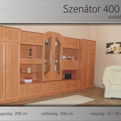 SZENÁTOR 400 SZEKRÉNYSOR