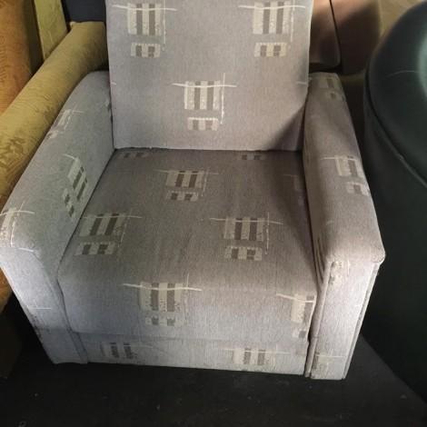 kocka fotel