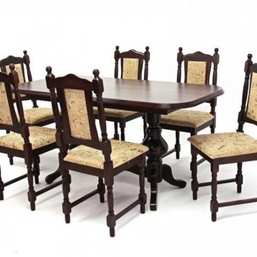 Wénusz-Európa étkező (6 szék + Európa asztal)