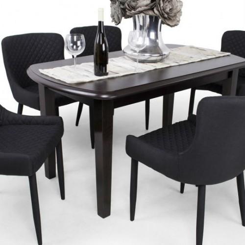 Brill fekete étkező, Dante asztallal