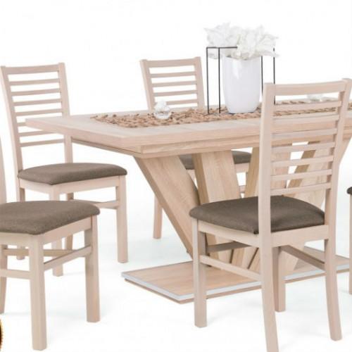 Dorka étkezőgarnitúra Bianka székekkel