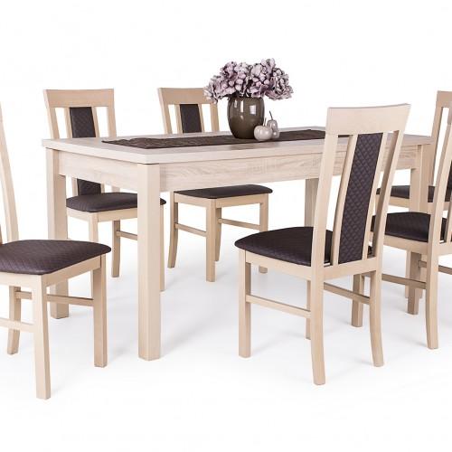 Berta asztal Milánó szék