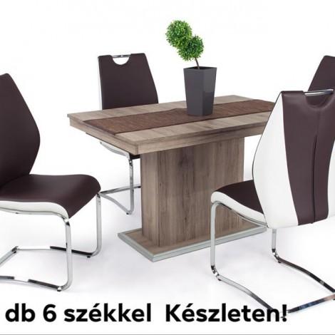 Flóra asztal Adél szék