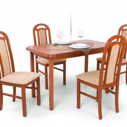 Piánó étkezőgarnitúra Piano asztallal - 4 személyes
