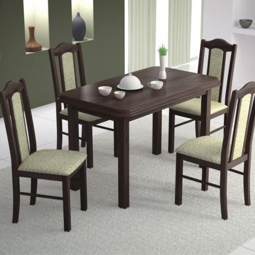 London étkezőgarnitúra Piánó asztallal - 4 személyes