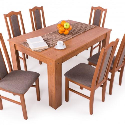 London étkezőgarnitúra Félix asztallal - 6 személyes