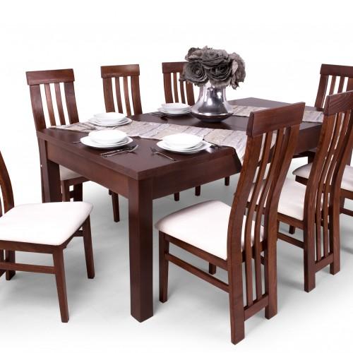 Lara étkezőgarnitúra Leila asztallal - 8 személyes