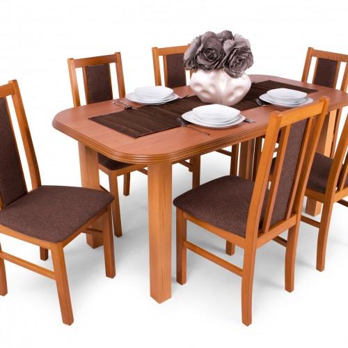 Félix étkezőgarnitúra Piánó asztallal - 6 személyes