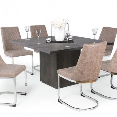 Ester étkezőgarnitúra Amadeus asztallal - 6 személyes