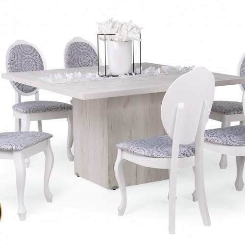 Cosmos étkezőgarnitúra Amadeus asztallal - 6 személyes