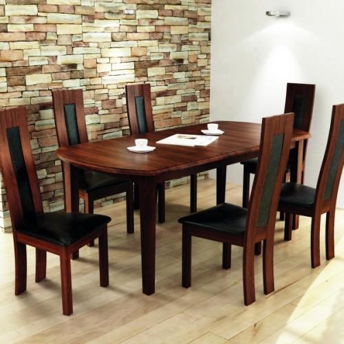 Dante étkező ( 6szék + Asztal )