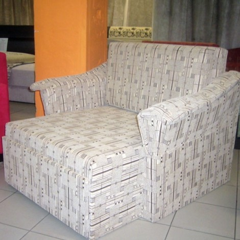 Barbara karfás fotelágy