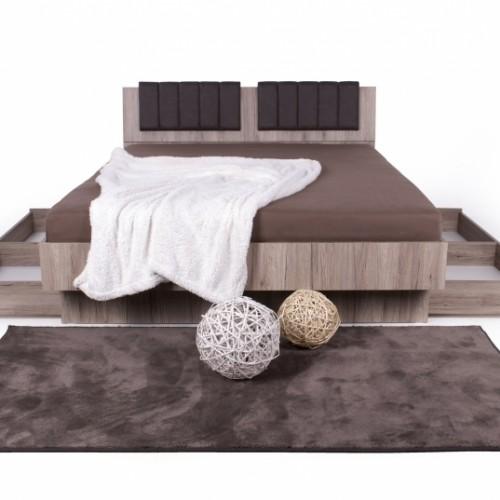 Sara  ágy                                                           1.db 160 as méret készleten színe: San Remo