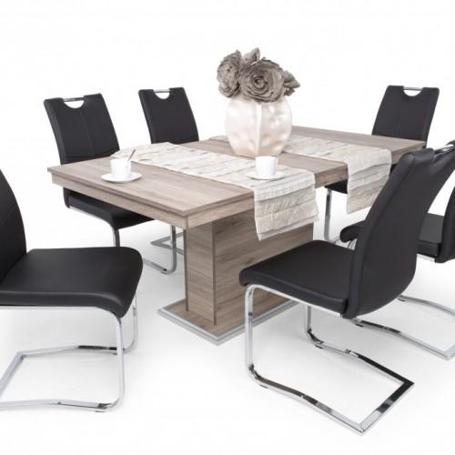 Mona étkező ( 6 szék + Flóra asztal )