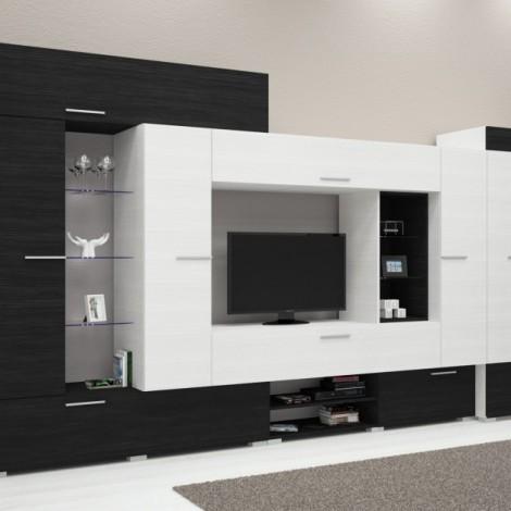 Komfort szekrénysor új szín