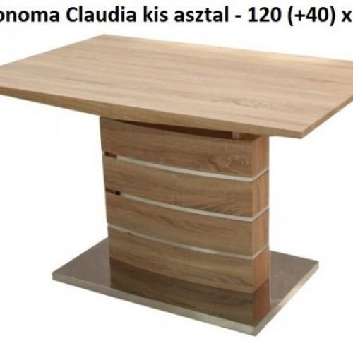 Claudia asztal