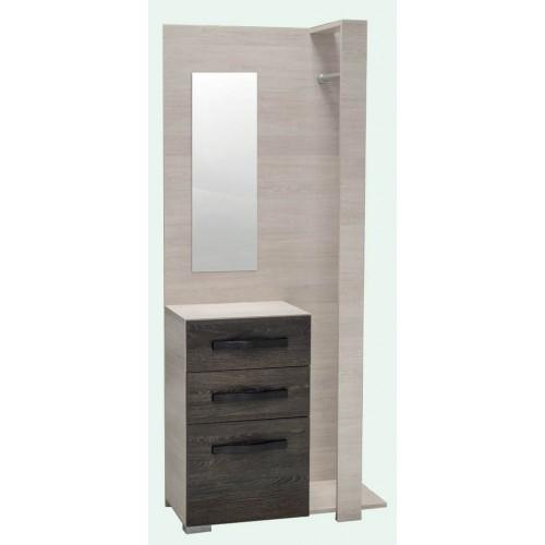 tükrös előszoba szekrény