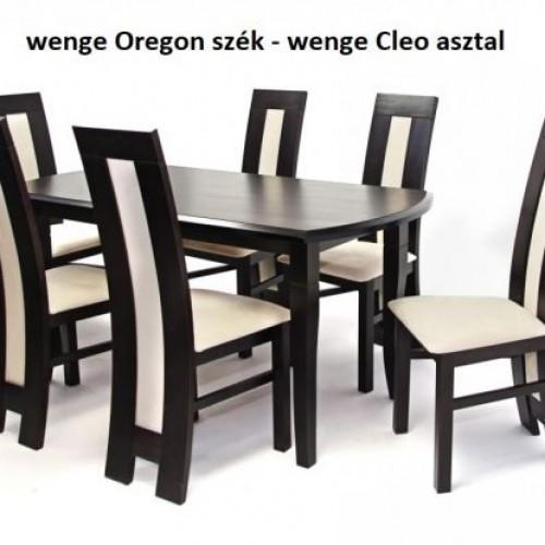Oregon étkező ( 6szék + Oregon asztal )