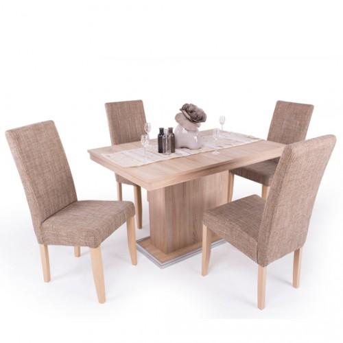 Berta étkező Flóra asztallal