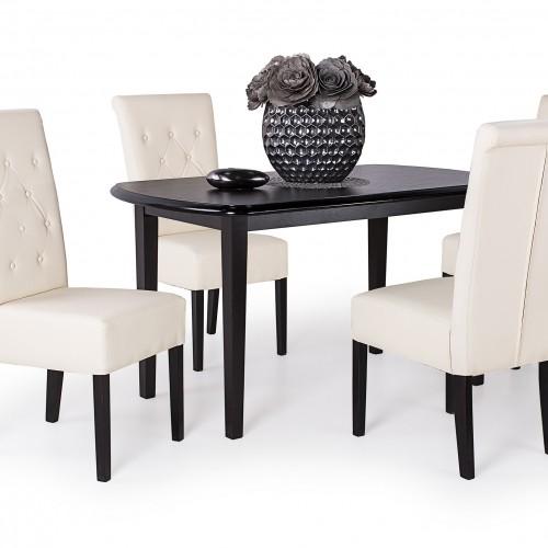 Royal étkezőgarnitúra Dante asztallal- 4 személyes