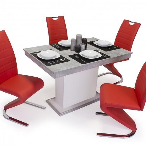 Lord étkező garnitúra Kis Flóra asztallal - 4 személyes