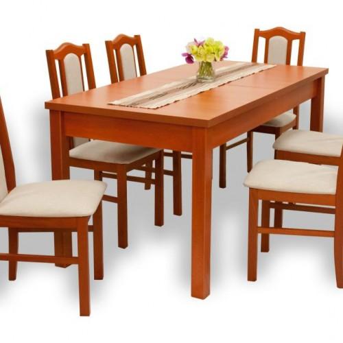 London étkezőgarnitúra Berta asztallal - 6 személyes