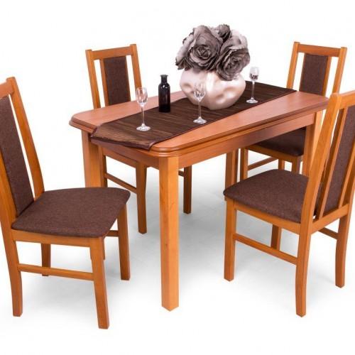 Félix étkezőgarnitúra Piano asztallal - 4 személyes