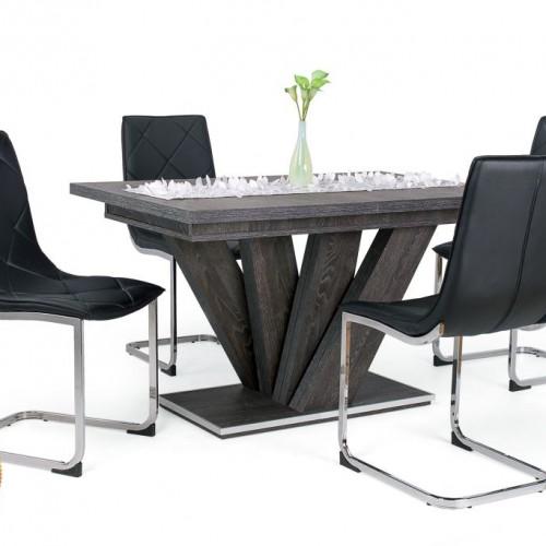 Dorka étkezőgarnitúra Barton székkel - 4 személyes