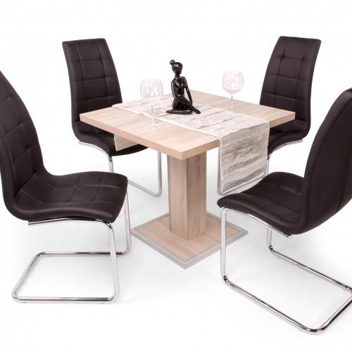 Coctail asztal + 4 db Emma szék