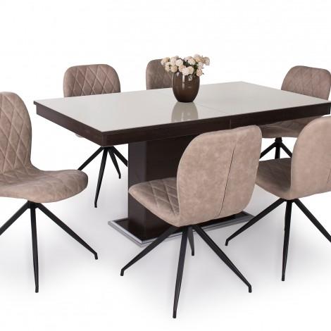 Amazon 6 személyes étkező  Fiora plusz asztallal