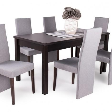 Panama étkező Berta asztalal