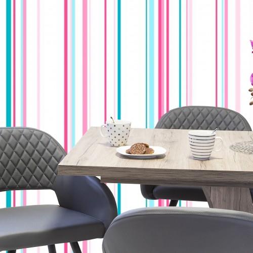 Bella asztal Cristal szék