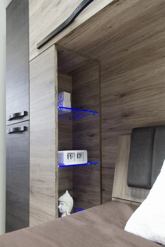 butorland.hu - Hálószoba bútorok - Nest áthidalós garnítúra